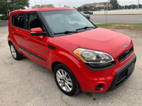 2013 Kia Soul for sale at Austin Direct Auto Sales in Austin TX