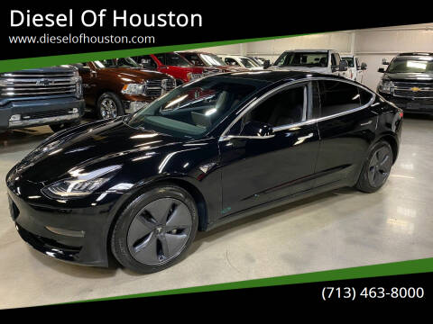 2019 Tesla Model 3 for sale at Diesel Of Houston in Houston TX