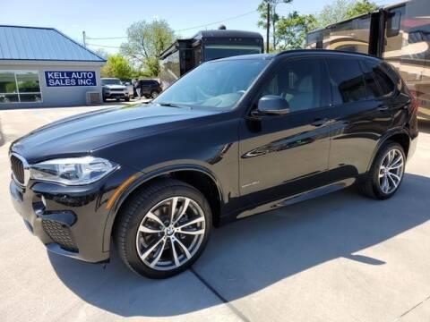 2017 BMW X5 for sale at Kell Auto Sales, Inc - Grace Street in Wichita Falls TX