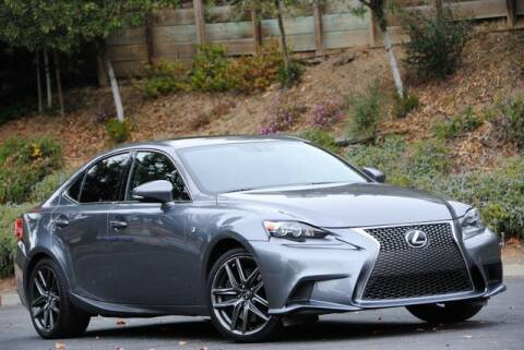 2014 Lexus IS 350 for sale at VSTAR in Walnut Creek CA