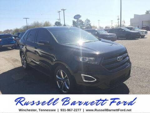 2017 Ford Edge for sale at Oskar  Sells Cars in Winchester TN