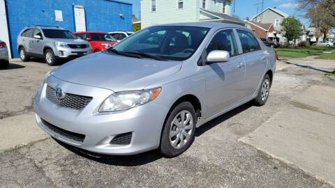 2010 Toyota Corolla for sale at M & C Auto Sales in Toledo OH