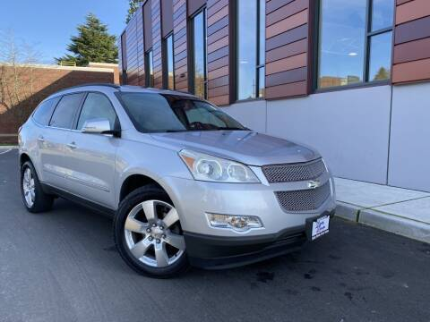 2009 Chevrolet Traverse for sale at DAILY DEALS AUTO SALES in Seattle WA