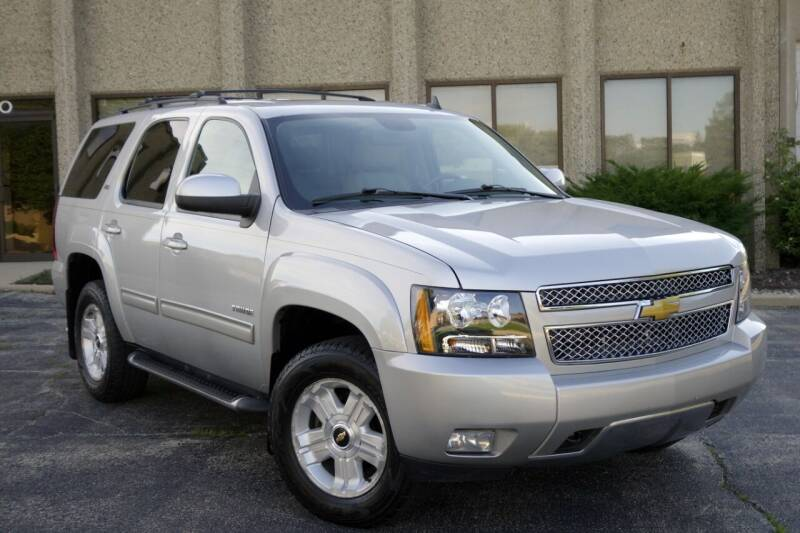 2010 Chevrolet Tahoe for sale at Albo Auto in Palatine IL