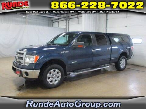 2013 Ford F-150 for sale at Runde Chevrolet in East Dubuque IL
