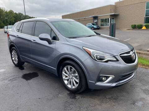 2019 Buick Envision for sale at McCully's Automotive - Trucks & SUV's in Benton KY