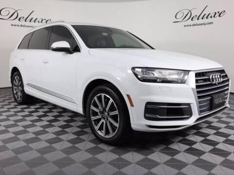 2019 Audi Q7 for sale at DeluxeNJ.com in Linden NJ