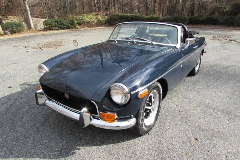 1971 MG MGB for sale at AUTO FOCUS in Greensboro NC