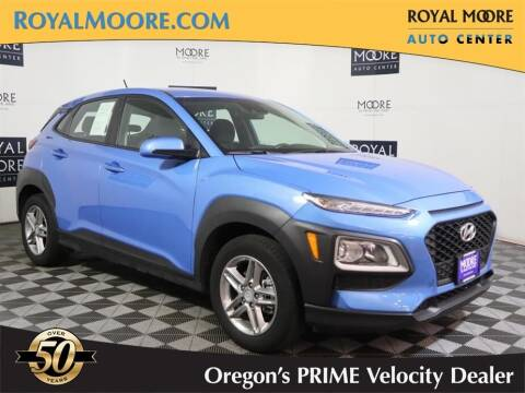 2019 Hyundai Kona for sale at Royal Moore Custom Finance in Hillsboro OR