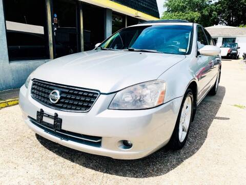 2006 Nissan Altima for sale at Auto Space LLC in Norfolk VA