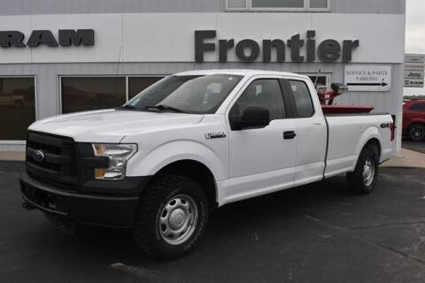 2016 Ford F-150 for sale at Frontier Motors Automotive, Inc. in Winner SD