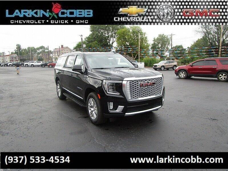 2021 GMC Yukon XL for sale in Eaton, OH