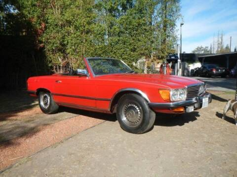 1972 Mercedes-Benz 350-Class for sale at Classic Car Deals in Cadillac MI
