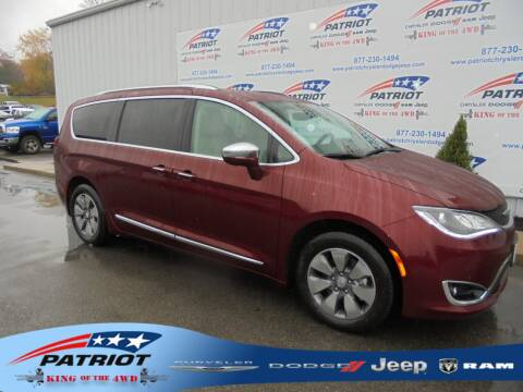 2020 Chrysler Pacifica Hybrid for sale at PATRIOT CHRYSLER DODGE JEEP RAM in Oakland MD