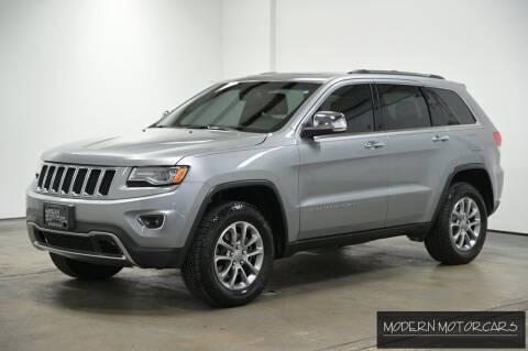 2015 Jeep Grand Cherokee for sale at Modern Motorcars in Nixa MO