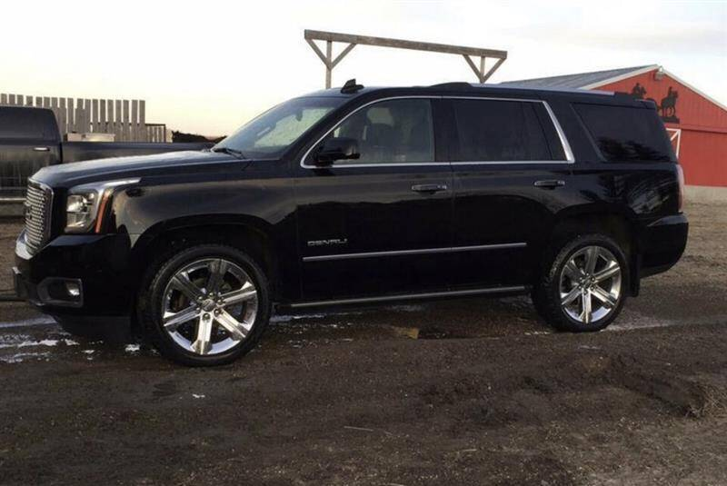 2017 GMC Yukon for sale at Torgerson Auto Center in Bismarck ND