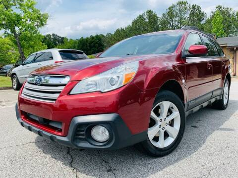 2013 Subaru Outback for sale at Classic Luxury Motors in Buford GA