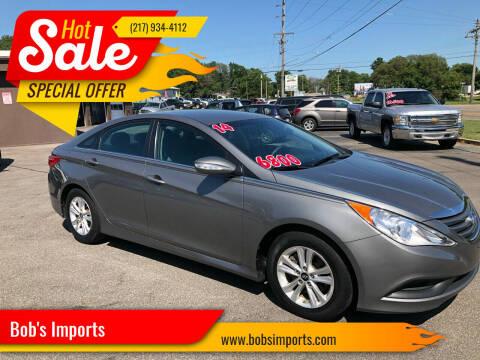 2014 Hyundai Sonata for sale at Bob's Imports in Clinton IL