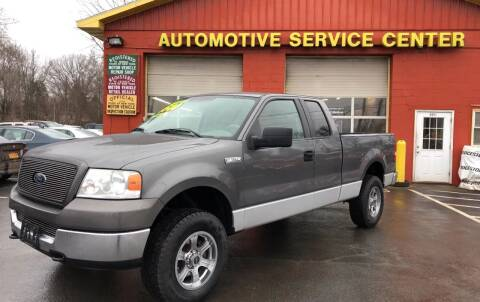 2005 Ford F-150 for sale at ASC Auto Sales in Marcy NY