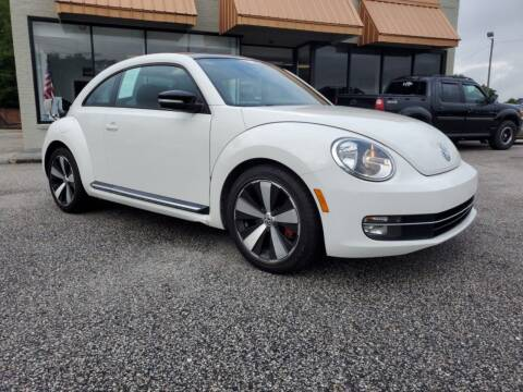 2013 Volkswagen Beetle for sale at Ron's Used Cars in Sumter SC