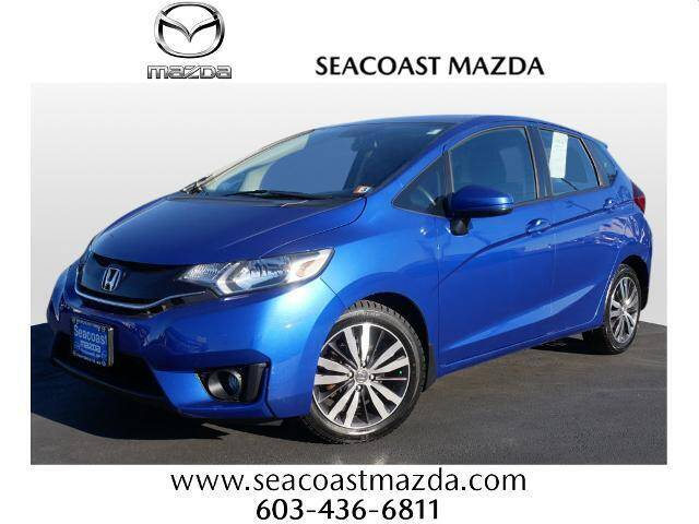 2015 Honda Fit for sale at The Yes Guys in Portsmouth NH