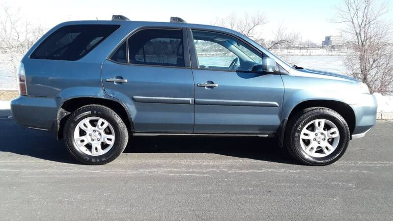 2005 Acura MDX for sale at Macks Auto Sales LLC in Arvada CO