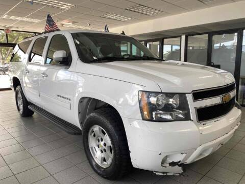 2012 Chevrolet Suburban for sale at Auto Max in Hollywood FL