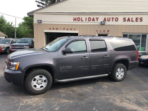 2011 Chevrolet Suburban for sale at Holiday Auto Sales in Grand Rapids MI