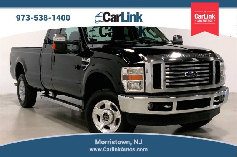 2010 Ford F-350 Super Duty for sale at CarLink in Morristown NJ