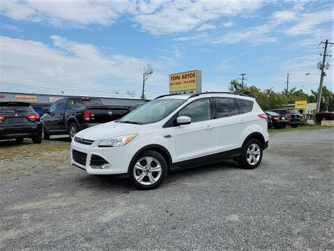 2014 Ford Escape for sale at TOMI AUTOS, LLC in Panama City FL