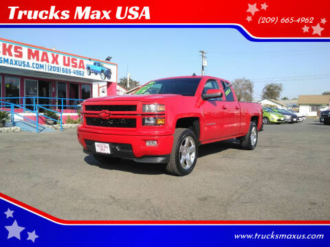 2014 Chevrolet Silverado 1500 for sale at Trucks Max USA in Manteca CA