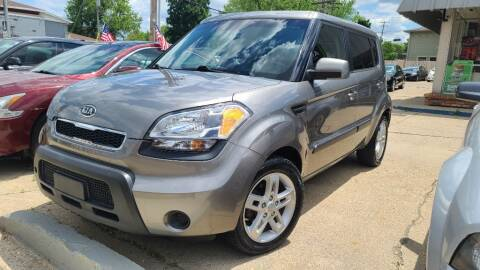 2011 Kia Soul for sale at LOT 51 AUTO SALES in Madison WI