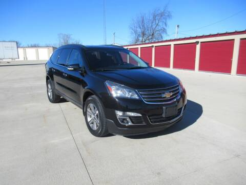 2016 Chevrolet Traverse for sale at Perfection Auto Detailing & Wheels in Bloomington IL