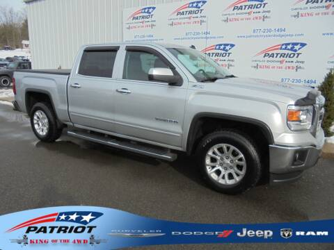 2014 GMC Sierra 1500 for sale at PATRIOT CHRYSLER DODGE JEEP RAM in Oakland MD