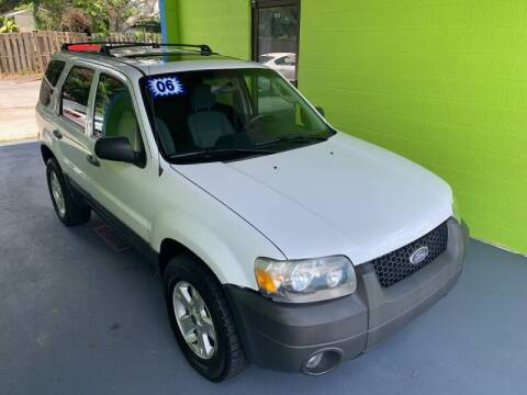2006 Ford Escape for sale at Autos to Go of Florida in Daytona Beach FL