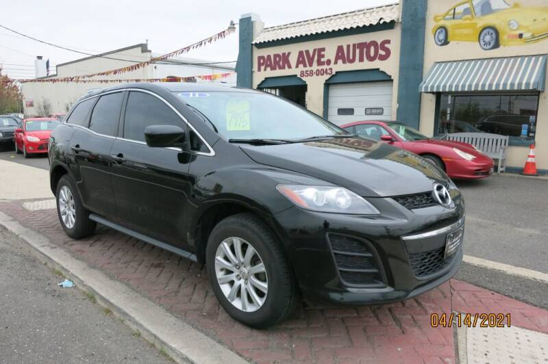 2011 Mazda CX-7 for sale at PARK AVENUE AUTOS in Collingswood NJ