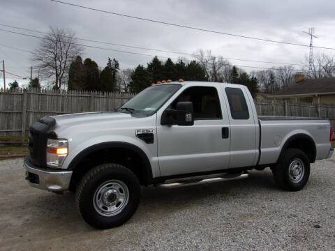 2010 Ford F-250 Super Duty for sale at JEFF MILLENNIUM USED CARS in Canton OH