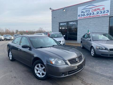 2005 Nissan Altima for sale at Auto Deals in Roselle IL