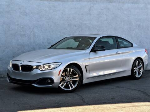 2014 BMW 4 Series for sale at Divine Motors in Las Vegas NV