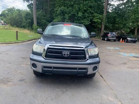 2010 Toyota Tundra for sale at BRAVA AUTO BROKERS LLC in Clarkston GA