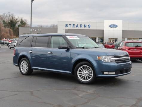 2019 Ford Flex for sale at Stearns Ford in Burlington NC
