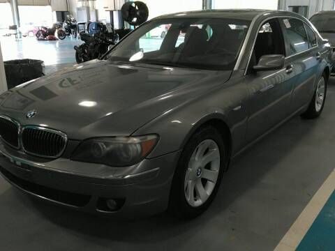 2006 BMW 7 Series for sale at Wheel Tech Motor Vehicle Sales in Maylene AL