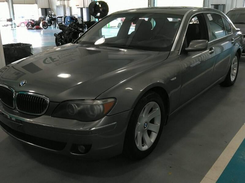 2006 BMW 7 Series for sale at Wheel Tech Motor Vehicle Sales in Maylene AL