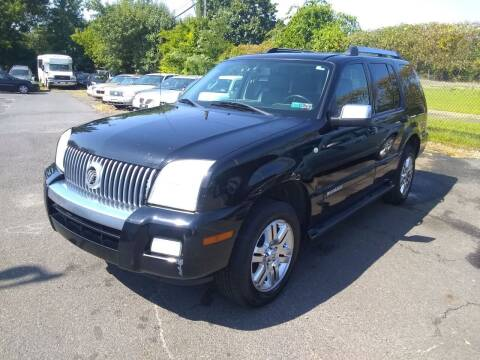 2007 Mercury Mountaineer for sale at Wilson Investments LLC in Ewing NJ