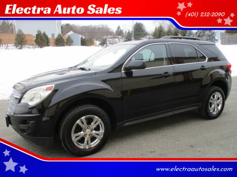 2013 Chevrolet Equinox for sale at Electra Auto Sales in Johnston RI