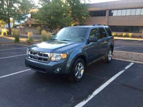 2011 Ford Escape for sale at QUEST MOTORS in Englewood CO