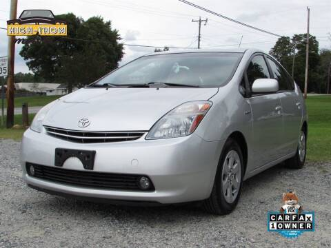 2008 Toyota Prius for sale at High-Thom Motors in Thomasville NC