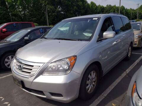 2010 Honda Odyssey for sale at NORCROSS MOTORSPORTS in Norcross GA