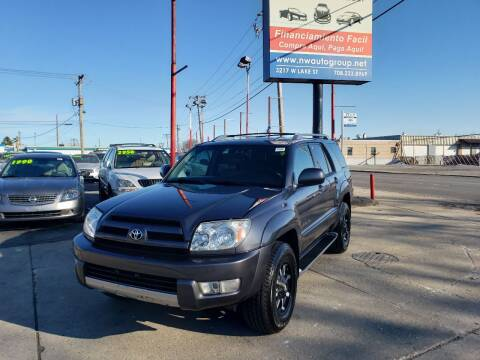 2004 Toyota 4Runner for sale at Nationwide Auto Group in Melrose Park IL