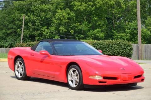 2004 Chevrolet Corvette for sale at Digital Auto in Lexington KY